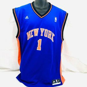 🔥🏀 NY Knicks NBA Jersey #1 Stoudemire  Size XL
